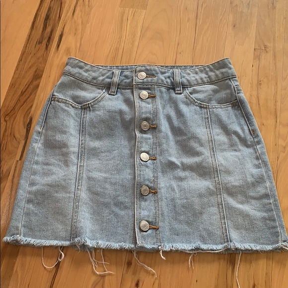 PacSun Dresses & Skirts - Pacsun denim skirt